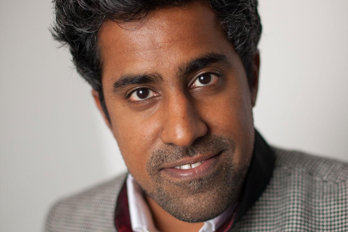 """""""Ondernemers Van Nu"""" Laat Kennis Maken Met Anand Giridharadas"""