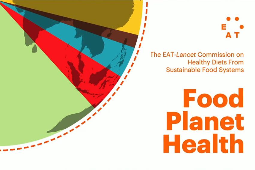 Wat Is Een Gezond Dieet Voor Een Mens En Voor De Planeet?