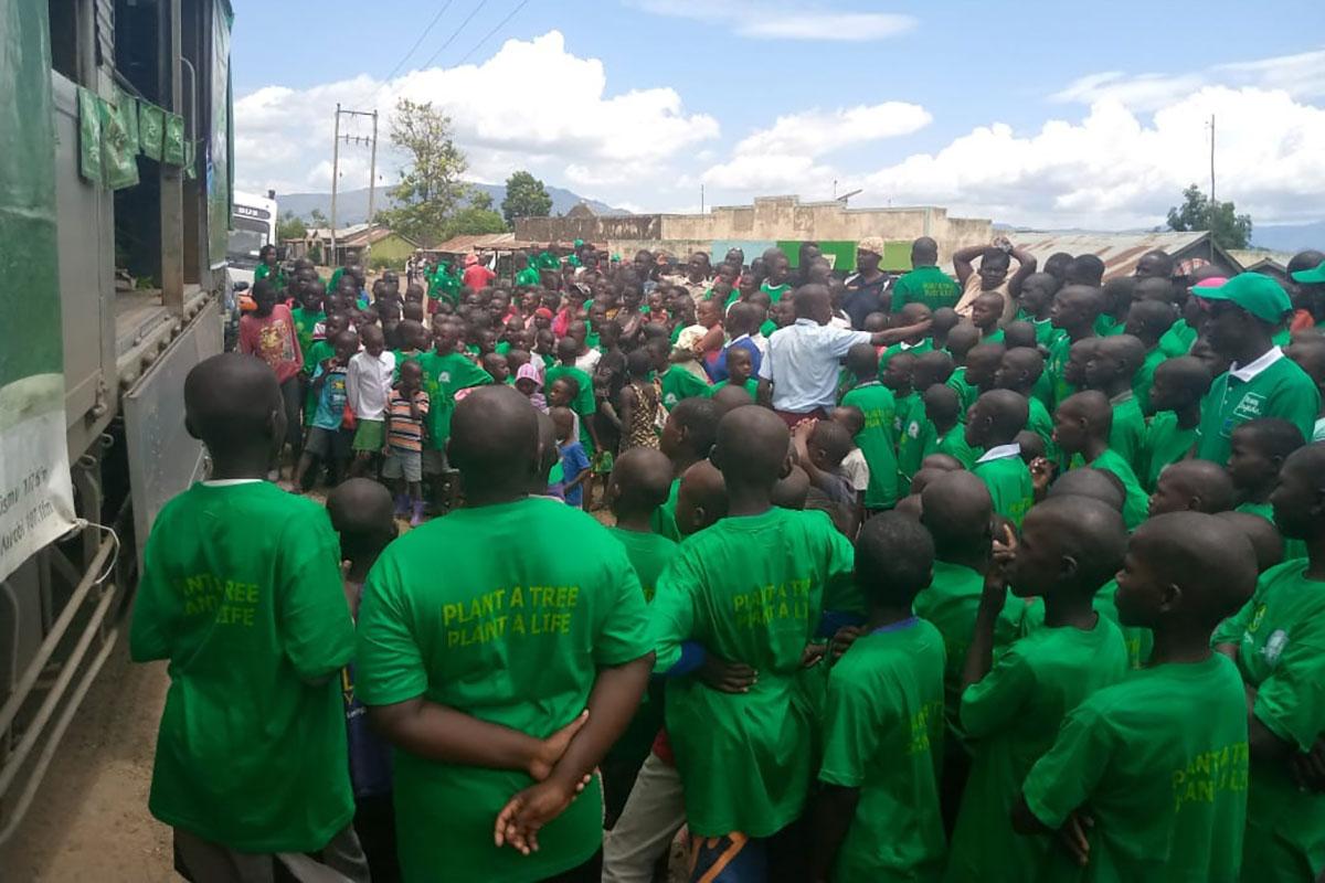 Groot Nieuws Van Rusinga Island Kenya