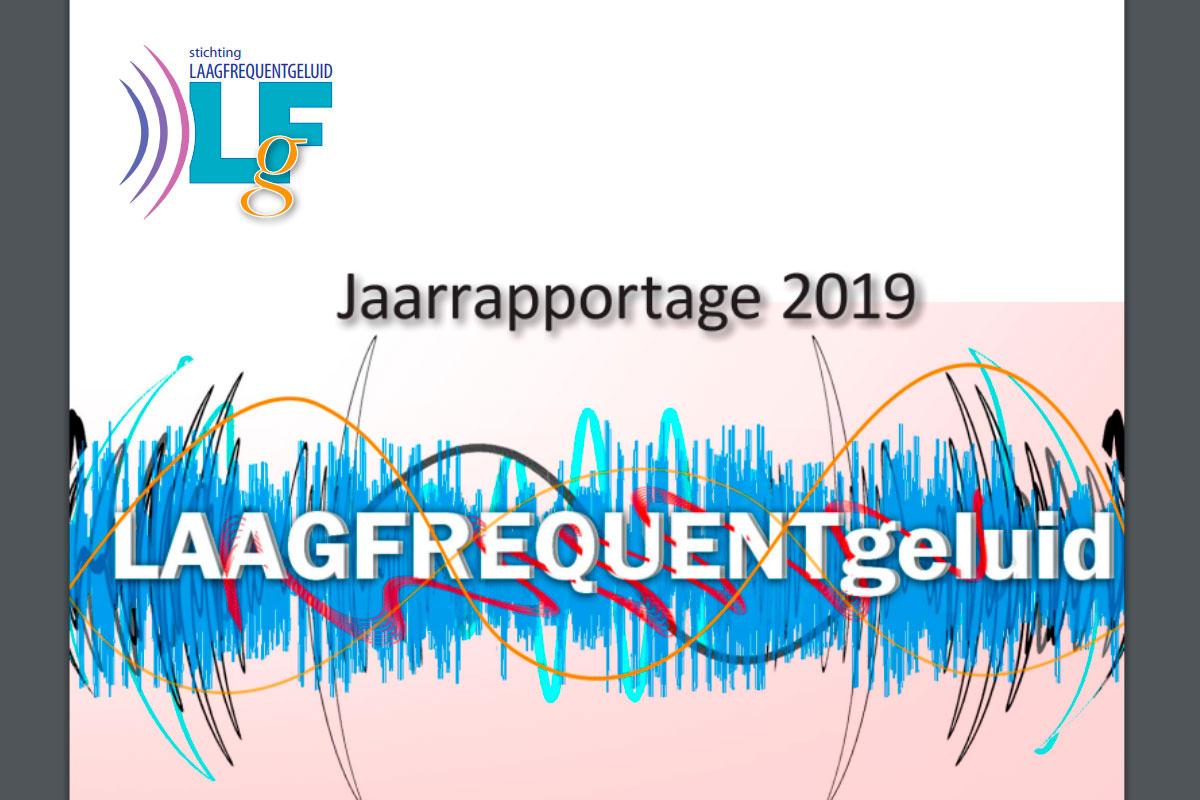 Jaarrapport Laagfrequent Geluid