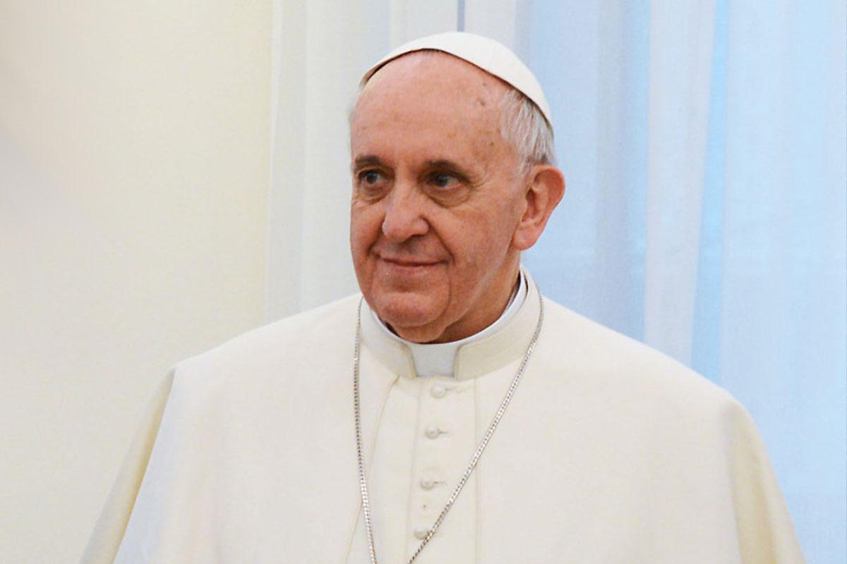 """Paus Franciscus Roept Op Tot Reflectie Over Het """"leven Na De Pandemie"""""""